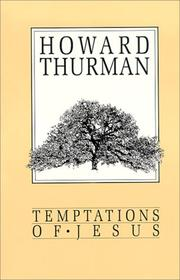 Cover of: Temptations of Jesus