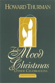 Cover of: The mood of Christmas