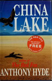 Cover of: China Lake | Hyde, Anthony