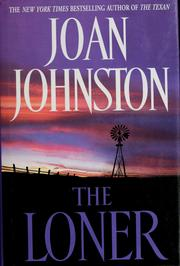 Cover of: The loner | Joan Johnston