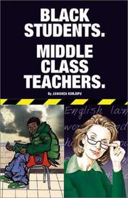 Cover of: Black students-Middle class teachers