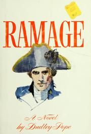 Cover of: Ramage | Dudley Pope