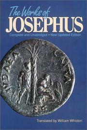 Cover of: The works of Josephus