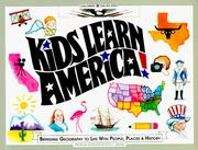 Cover of: Kids learn America!
