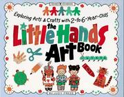 Cover of: The little hands art book | Judy Press