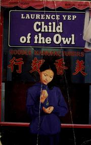 Cover of: Child of the owl