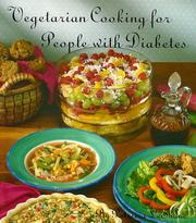 Cover of: Vegetarian cooking for people with diabetes