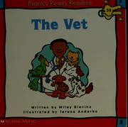 Cover of: The vet | Wiley Blevins