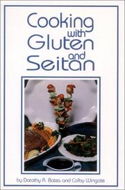 Cover of: Cooking with gluten and seitan