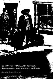 Cover of: The works of Donald G. Mitchell