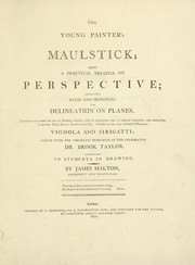 The young painter's maulstick