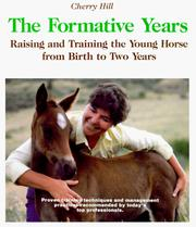 Cover of: The formative years