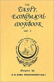 Cover of: Tasty Economical Cookbook