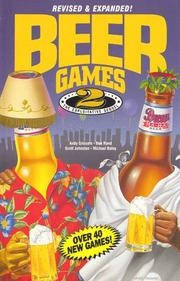 Cover of: Beer Games 2, Revised
