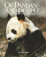Cover of: Of pandas and people