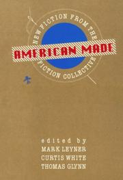 Cover of: American made |