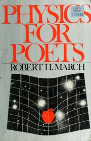 Cover of: Physics for poets | Robert H. March