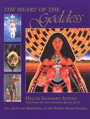 Cover of: The heart of the goddess