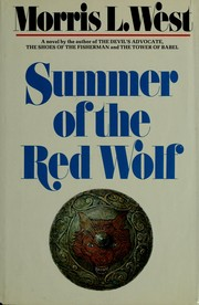 Cover of: Summer of the red wolf: a novel