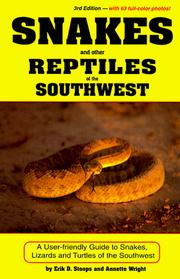 Cover of: Snakes and other reptiles of the Southwest