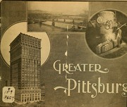 Cover of: Greater Pittsburg |