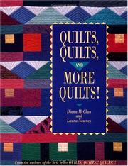Cover of: Quilts, quilts, and more quilts!