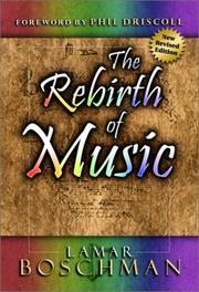 Cover of: The rebirth of music