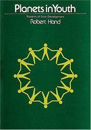 Cover of: Planets in Youth | Robert Hand