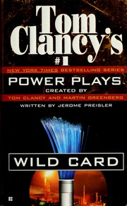 Cover of: Wild card | Tom Clancy