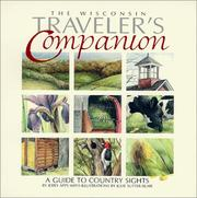 Cover of: The Wisconsin traveler's companion