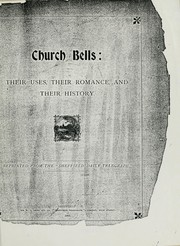 Cover of: Church bells |
