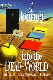 Cover of: A journey into the deaf-world