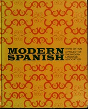 Cover of: Modern Spanish | Modern Language Association of America.