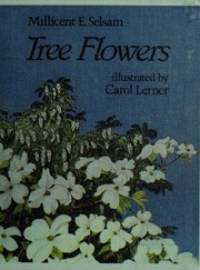 Cover of: Tree flowers | Millicent E. Selsam