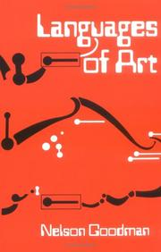 Cover of: Languages of art