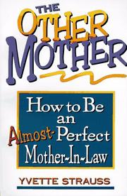 Cover of: The other mother