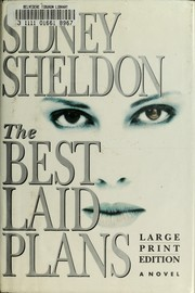 Cover of: The best laid plans | Sidney Sheldon