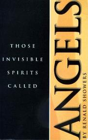 Cover of: Those invisible spirits called angels