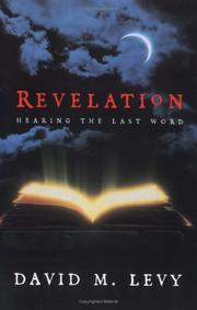 Cover of: Revelation | Levy, David M.
