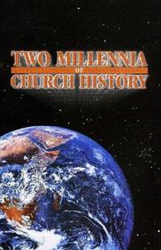 Cover of: Two Millennia of Church History