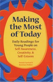 Cover of: Making the most of today