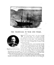 Cover of: The Transvaal in war and peace | Neville Edwards