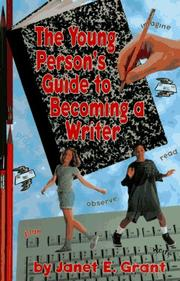 Cover of: The young person's guide to becoming a writer