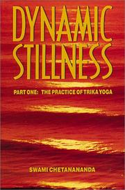 Cover of: Dynamic Stillness/Part One