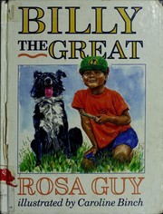 Cover of: Billy the Great