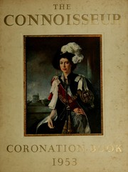 Cover of: The Connoisseur coronation book,1953. |