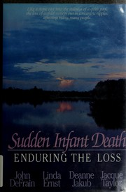 Cover of: Sudden infant death |