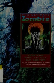 Cover of: The Ultimate zombie |
