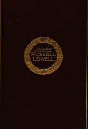 The complete poetical works of James Russell Lowell.