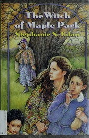 Cover of: The witch of Maple Park
